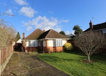 Thumbnail 3 bed detached bungalow for sale in Reading Road, Woodley, Reading