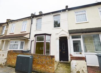 Thumbnail 3 bedroom terraced house for sale in Caistor Park Road, Stratford, London
