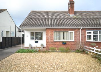 Thumbnail 2 bed semi-detached bungalow for sale in The Broadway, Abergele