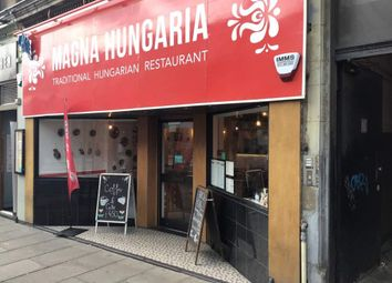 Restaurant/cafe for sale in West Maitland Street, Edinburgh EH12