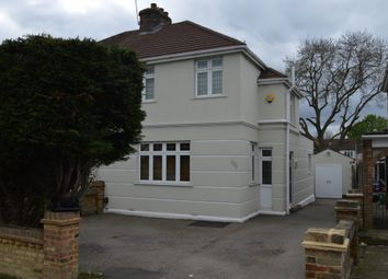 Thumbnail 3 bedroom semi-detached house for sale in Southend Arterial Road, Romford