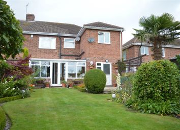 Thumbnail 4 bed semi-detached house for sale in Oakley Road, Shepshed, Loughborough