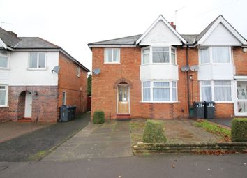 Thumbnail 3 bed semi-detached house to rent in Baldwins Lane, Hall Green, Birmingham, West Midlands