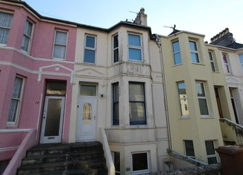 Thumbnail 3 bed maisonette for sale in Tavy Place, Mutley, Plymouth