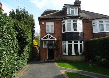 Thumbnail 5 bed semi-detached house to rent in Drapers Road, Enfield, Enfield