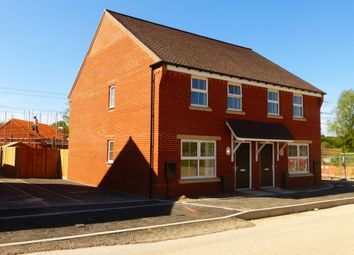 Thumbnail 3 bed semi-detached house for sale in Hill Pound, Swanmore, Southampton