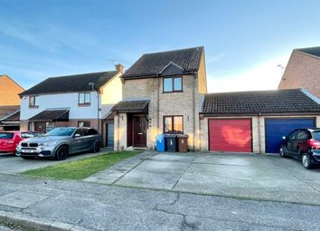 Thumbnail 2 bed detached house for sale in Hockney Gardens, Ipswich