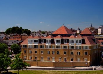 Thumbnail 2 bedroom flat for sale in Peverell Avenue East, Poundbury, Dorchester
