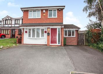 Thumbnail 4 bed detached house for sale in Huntingdon Way, Nuneaton