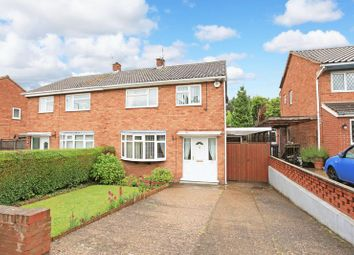 Thumbnail 3 bedroom semi-detached house for sale in 18 Marton Drive, Wellington, Telford