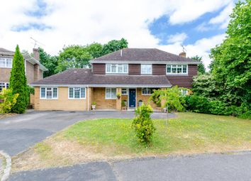 5 bed detached house for sale in Zinnia Drive, Bisley GU24