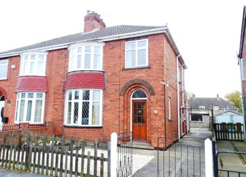 Thumbnail 3 bed semi-detached house to rent in St Margarets Walk, Scunthorpe