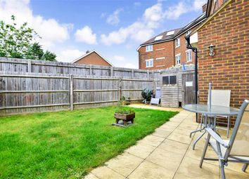 Thumbnail 3 bedroom semi-detached house for sale in Flaxen Fields, Uckfield, East Sussex
