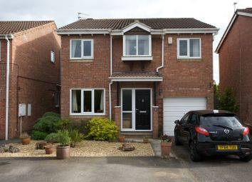 Thumbnail 4 bed detached house for sale in Carron Crescent, York