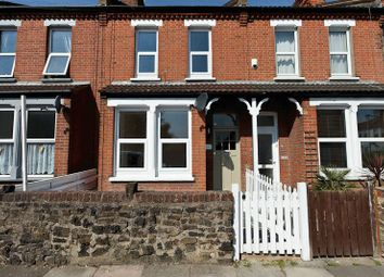 Thumbnail 2 bedroom terraced house to rent in Oban Road, Southend-On-Sea