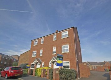 Thumbnail 3 bed terraced house to rent in Moorhouse Close, Wellington