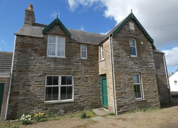 Thumbnail 4 bed semi-detached house for sale in Halkirk