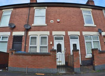 Thumbnail 3 bedroom terraced house to rent in Violet Street, New Normanton, Derby