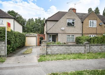 Thumbnail 3 bed semi-detached house for sale in Fleece Road, Surbiton