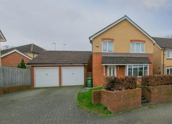 Thumbnail 4 bed detached house for sale in Ellis Close, Hoddesdon