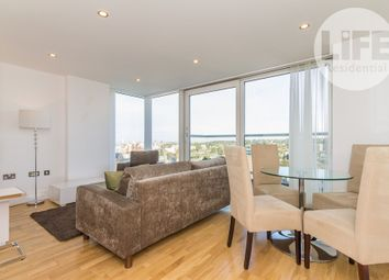 Thumbnail 1 bed flat to rent in Distillery Tower, 1 Millbank Lane, London