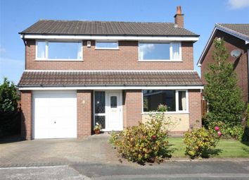 Thumbnail 4 bed detached house for sale in Lyndale Close, Leyland