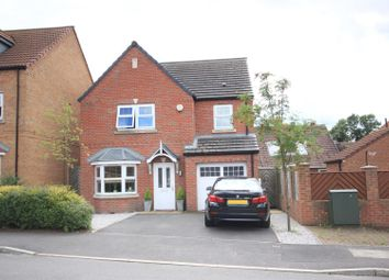 Thumbnail 4 bed detached house for sale in Mallard Chase, Hatfield, Doncaster
