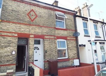 Thumbnail 2 bed terraced house for sale in East Street, Gillingham, Kent