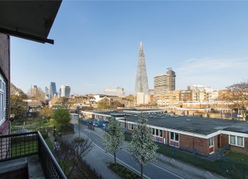 Thumbnail 3 bed flat for sale in Pattison House, Redcross Way, London