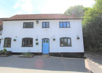 Thumbnail 4 bed semi-detached house for sale in Central Lodge, Gravesend Road, Wrotham, Sevenoaks