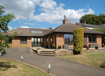 Thumbnail 4 bed detached bungalow for sale in Vicarage Lane, Kingsthorpe, Northampton