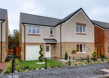 "Thumbnail 4 bed detached house for sale in ""The Lismore"" at Lochview Terrace, Gartcosh, Glasgow"
