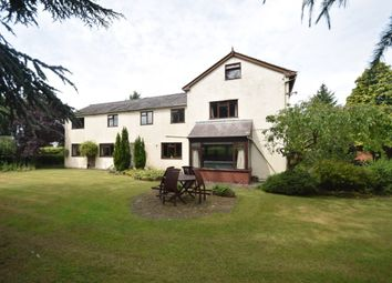 Thumbnail 5 bed detached house for sale in Wem Road, Northwood, Wem, Shropshire