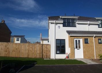 Thumbnail 2 bed terraced house to rent in Chevington Green, Hadston, Morpeth