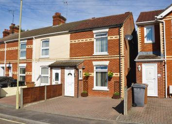 Thumbnail 3 bed end terrace house for sale in Eastfield Road, Andover