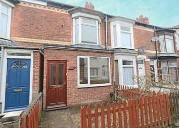 Thumbnail 2 bedroom terraced house for sale in Clarendon Avenue, Manvers Street, Hull