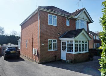 Thumbnail 4 bed detached house for sale in Lower Northam Road, Hedge End