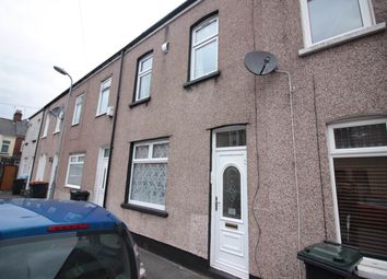 Thumbnail 2 bed terraced house to rent in Mansel Street, Newport, Gwent