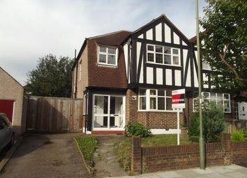 Thumbnail 4 bedroom property for sale in Great North Road, New Barnet, Barnet