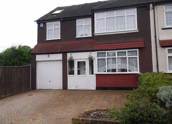 Thumbnail 6 bed semi-detached house for sale in Links View Road, Croydon