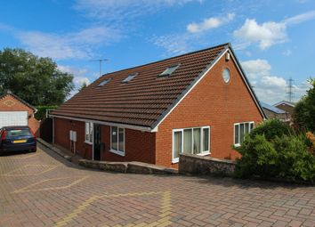 Thumbnail 5 bed detached house for sale in Bamford Road, Inkersall, Chesterfield