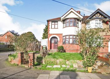 3 bed semi-detached house for sale in Taunton Avenue, Luton LU2