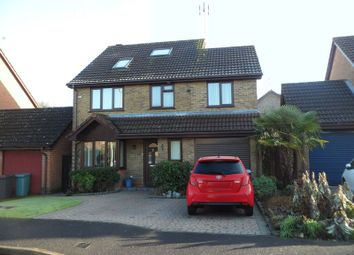 Thumbnail 5 bed detached house to rent in St. Marys Avenue, Bramley, Tadley