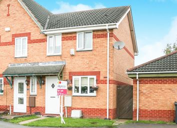 Thumbnail 2 bedroom semi-detached house for sale in Brook Close, Birmingham