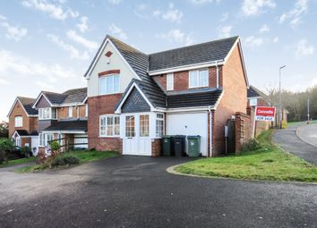 4 bed detached house for sale in Hodges Drive, Tividale, Oldbury B69