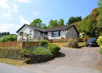 Thumbnail 4 bedroom bungalow for sale in 45 Kilbride Road, Dunoon, Argyll And Bute