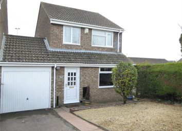 Thumbnail 3 bedroom detached house for sale in Maple Avenue, Chepstow, Monmouthshire