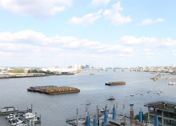 Thumbnail 2 bed flat to rent in Barge Walk, City Peninsula, Greenwich