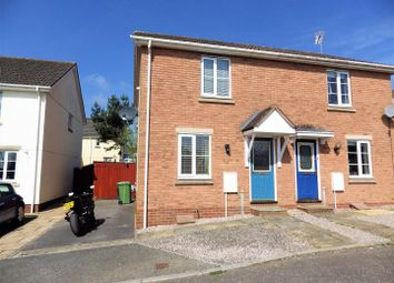 Thumbnail 2 bed semi-detached house for sale in Lendon Way, Winkleigh