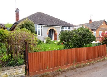 Thumbnail 3 bed detached bungalow for sale in Brook Street, Walcote, Lutterworth